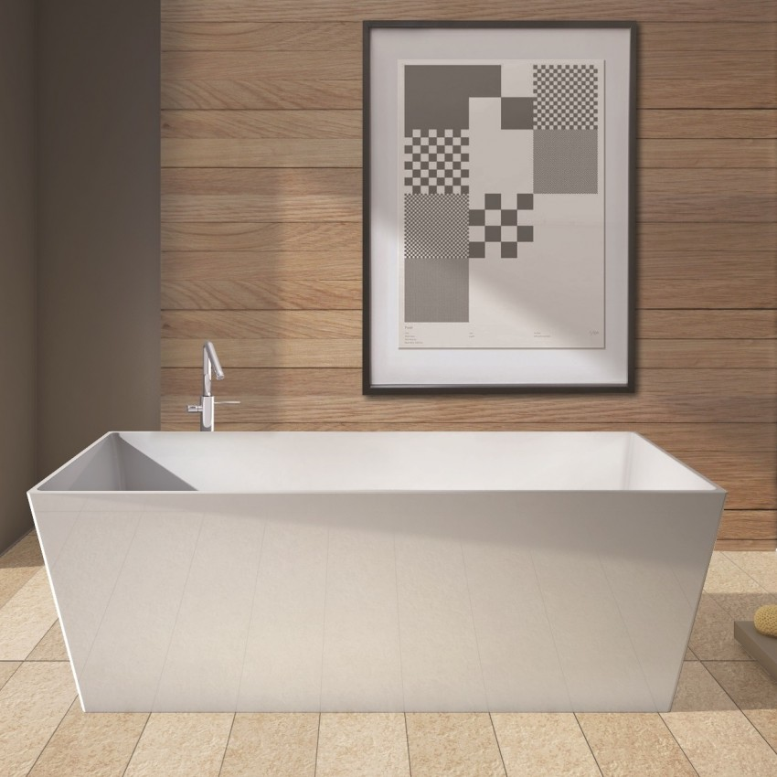 Beautiful vasca da bagno moderna pictures - Vasche da bagno retro ...